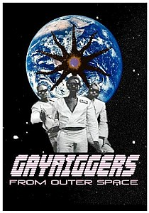 Gayniggers from Outer Space #1