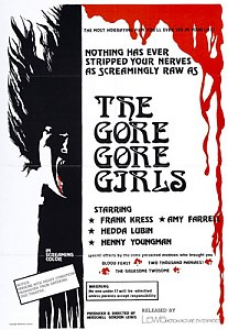 The Gore Gore Girls #1
