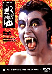 The Lair of the White Worm #1