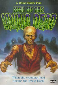 Hell of the Living Dead #1