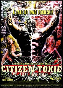 Citizen Toxie: The Toxic Avenger IV #1