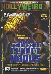 The Brain from Planet Arous #1