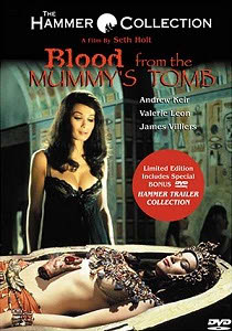 Blood from the Mummy's Tomb #1