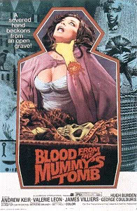 Blood from the Mummy's Tomb #2