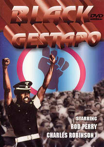 The Black Gestapo #1