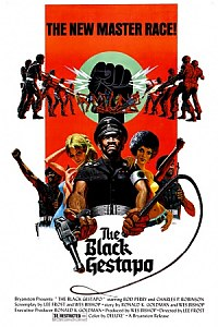 The Black Gestapo #2
