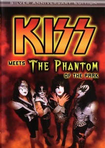 KISS Meets the Phantom of the Park #1