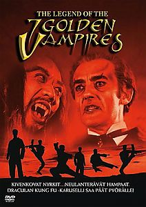 The Legend of the 7 Golden Vampires #1