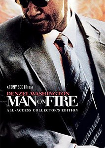 Man on Fire #2