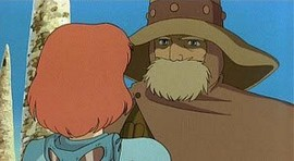Nausicaä of the Valley of the Winds [1]