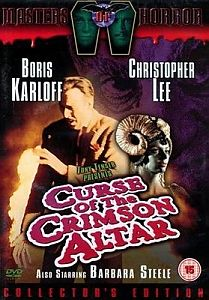 Curse of the Crimson Altar #1