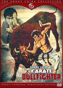 Karate Bull Fighter #1