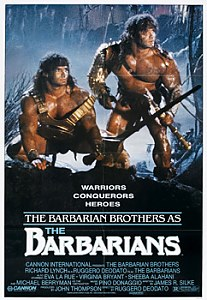 The Barbarians #2