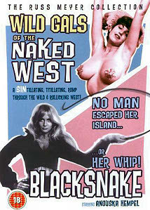 Wild Gals of the Naked West #1