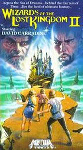 Wizards of the Lost Kingdom II #1