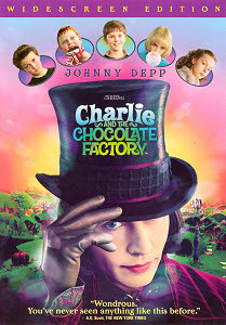 Charlie and the Chocolate Factory #1