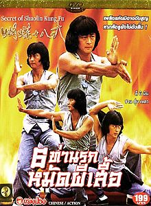 Secret of Shaolin Kung Fu #2
