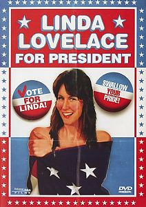 Linda Lovelace for President #1