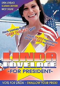 Linda Lovelace for President #2