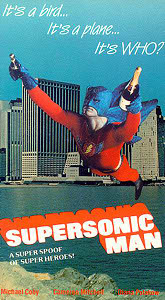 Supersonic Man #2