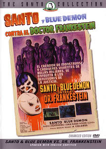 Santo y Blue Demon contra el doctor Frankenstein #1