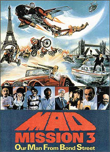 Mad Mission III: Our Man from Bond Street #2