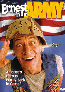 Ernest in the Army #1