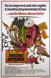 Doctor Butcher M.D. #2
