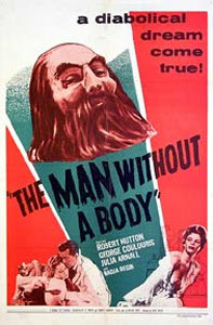 The Man Without a Body #1