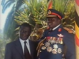 Rise and Fall of Idi Amin [1]