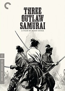 Three Outlaw Samurai #1