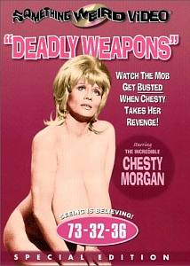 Deadly Weapons #1