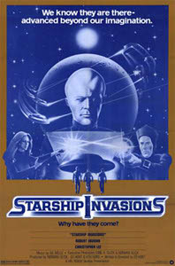 Starship Invasions #1
