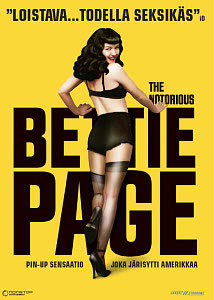 The Notorious Bettie Page #1