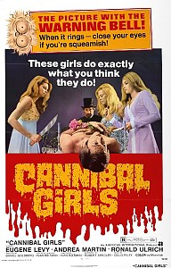 Cannibal Girls #1