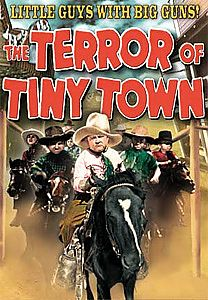 The Terror of Tiny Town #1