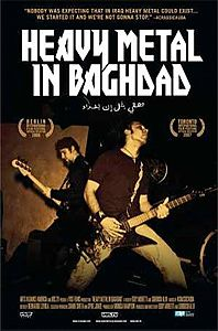 Heavy Metal in Baghdad #1