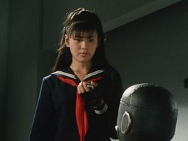 Sukeban Deka II: Legend of the Girl in the Iron Mask [2]