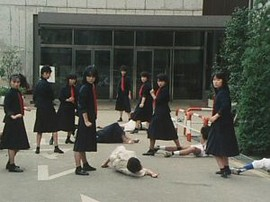 Sukeban Deka II: Legend of the Girl in the Iron Mask [3]