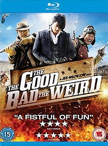 The Good, the Bad, the Weird #1