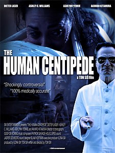 The Human Centipede (First Sequence) #1