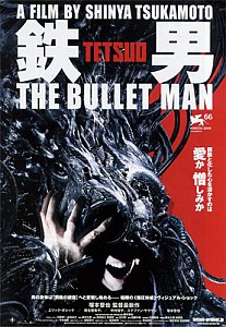 Tetsuo: The Bullet Man #1