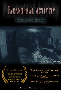 Paranormal Activity #1