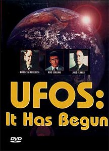 UFOs: It Has Begun #1