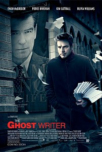 The Ghost Writer #1