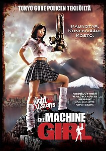 The Machine Girl #1