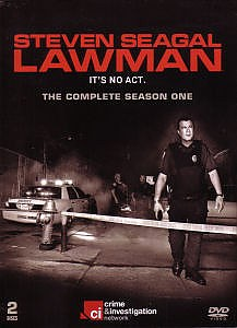 Steven Seagal: Lawman - Season 1 #1