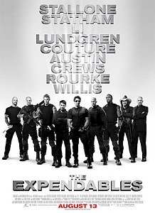 The Expendables #1