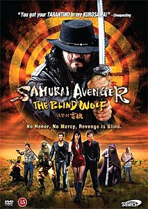 Samurai Avenger: The Blind Wolf #1
