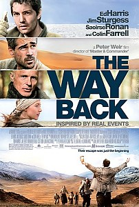 The Way Back #1